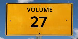 Pilot Directions: Volume 27 2013