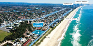 $23.75m auction sale of Nobbys Outlook