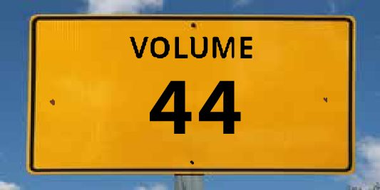 Pilot Directions: Volume 44 2019