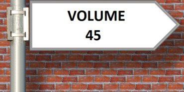Pilot Directions: Volume 45 2019