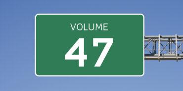 Pilot Directions: Volume 47 2020